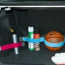 Sticker Loop-Strap Tape-Belt Hook Car-Fire-Extinguisher Nylon Net And 1PCS Bandage Car-Trunk-Storage-Bag