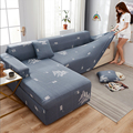 XaXa Stretch Sofa Cover Non-slip Removable And Washable For Living Room Chair Couch Protective Slipcover Home Decoration