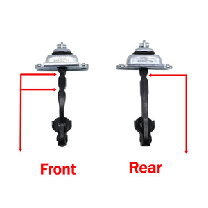 Image 2 - 4PCS  DOOR STAY STOP/CHECK STRAP FOR MAZDA 6 2003 2015