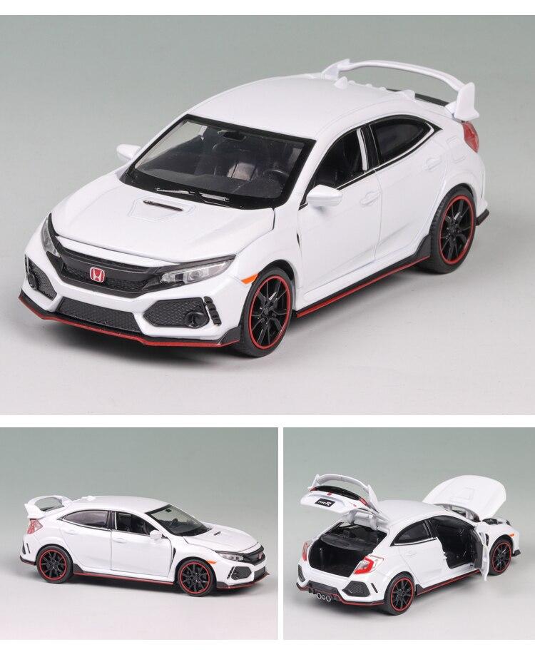 Honda Civic Type R 1/32 Model Car 45