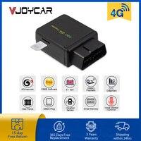 Echt 2G 3G 4G GPS Tracker Auto OBD Locator OBDii Diagnose-Tool DTC Code Stimme Monitor Vibration alarm Geo Echtzeit-Tracking!