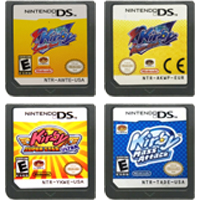 DS Video Game Cartridge Console Card Kirby Series For Nintendo DS image