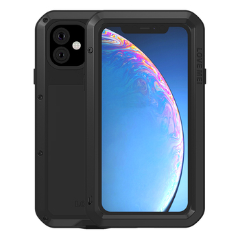 360 Full Body Protective Case For IPhone 11 Pro Max XR XS X IPhone11 iPhonex Shockproof Metal Outdoor Sport Shock Armor Cover On
