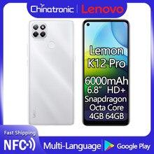 Lenovo Lemon K12 Pro 4G 64G LTE 6.8