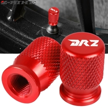 Dla Suzuki DRZ400S/DRZ400SM 2000 2017 DRZ400 DRZ 400 S SM pokrowiec na opony wentyle zaworu powietrznego akcesoria motocykl Protector