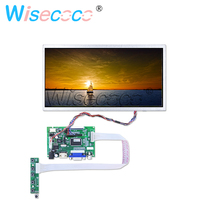 10.1inch lcd display resolution 1024*600 TM101DDHG01 3.3V with control driver board HDMI MIPI for automotive display tablet