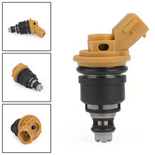 Areyourshop-inyectores de combustible para coche Subaru Sti WRX GC8, 550cc, lado amarillo, 16600-AA170 16600AA170, piezas de accesorios para automóvil