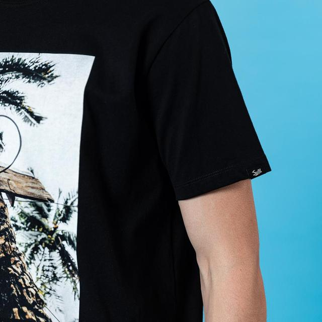 Summer T-Shirt with front tree print