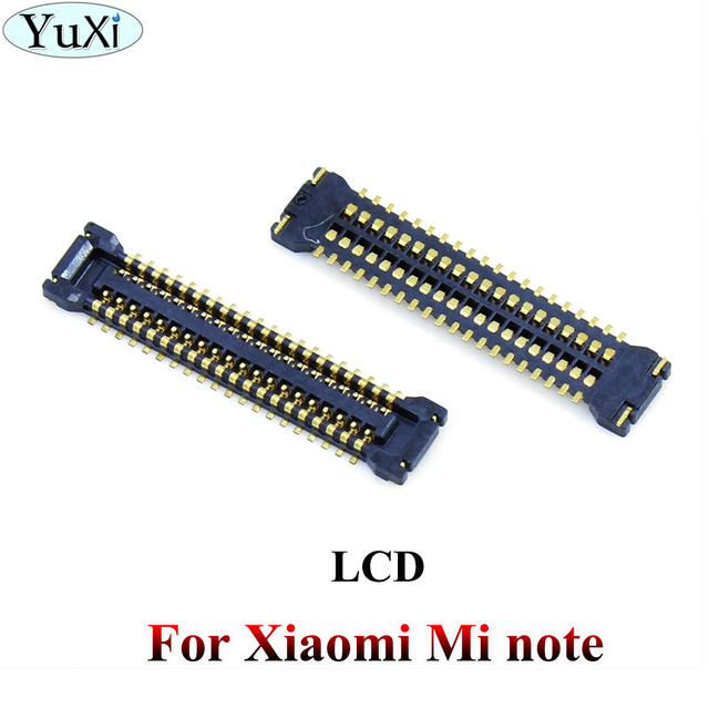 YuXi ekran dotykowy/wyświetlacz LCD ładowanie złącze wtykowe FPC dla płyty głównej dla xiaomi mi 4 mi 4 mi 3 mi 2 uwaga Max dla Red mi uwaga