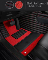 Car floor mats with Logo/Brand Logo for BMW 3 series E46 E90 E91 E92 E93 F30 F31 F34 GT 5D car styling carpet floor liners (199