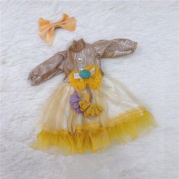 Одежда для шарнирных кукол 30 см. 4