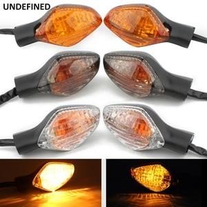 Image 1 - Motorrad Blinker Anzeige Licht Vorne Hinten Blinker Bernstein Lampe Für Honda CBR650F CBR500R CBR 500R 650F CB 500F 500X 650F