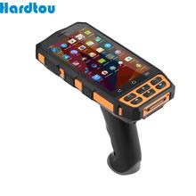 Hardtou Andriod ręczny czytnik UHF RFID spadek przeżycia kompaktowy ręczny Terminal LH51 woda kurz Proo 1 5m 4 5ft 5 Cal IP65 CE tanie tanio liser CN (pochodzenie) Monitor przemysłowy Black 170mmx85mmx23mm 480g 5 inch Andriod 7 0 Quad A53 1 3GHz quad-core 2GB RAM 16GB ROM