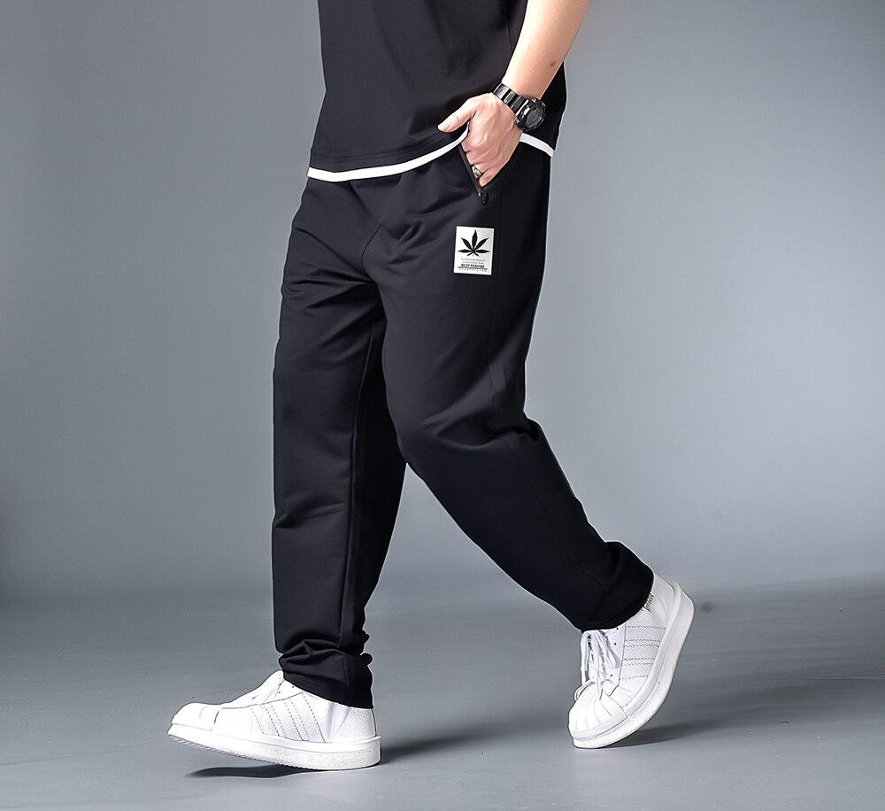 7XL 6XL XXXXL Man 2019 New Hip Hop Harajuku Joggers Streetwear Mens Pockets Harem Pants Male Autumn Print Korean Pants Oversize