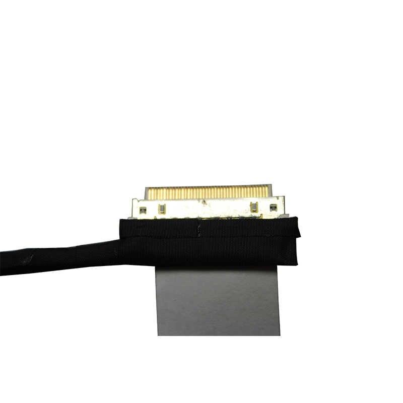 Video ekran esnek HP Elitebook 8470P 8470W laptop LCD LED LVDS ekran şerit kablo 6017B0343701