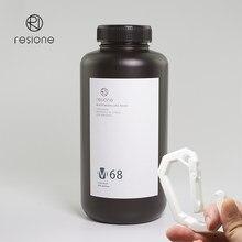 RESIONE — Résine d'imprimante 3D M68, résistante aux UV blancs en résine 405nm pour anycubique nova3d phrozen sparkmaker SLA DLP