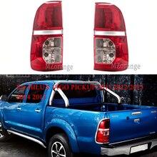 MIZIAUTO Rear Tail light for HILUX VIGO PICKUP 2011 2012 2013 2014 2015 Bumper Light Brake  Headlight