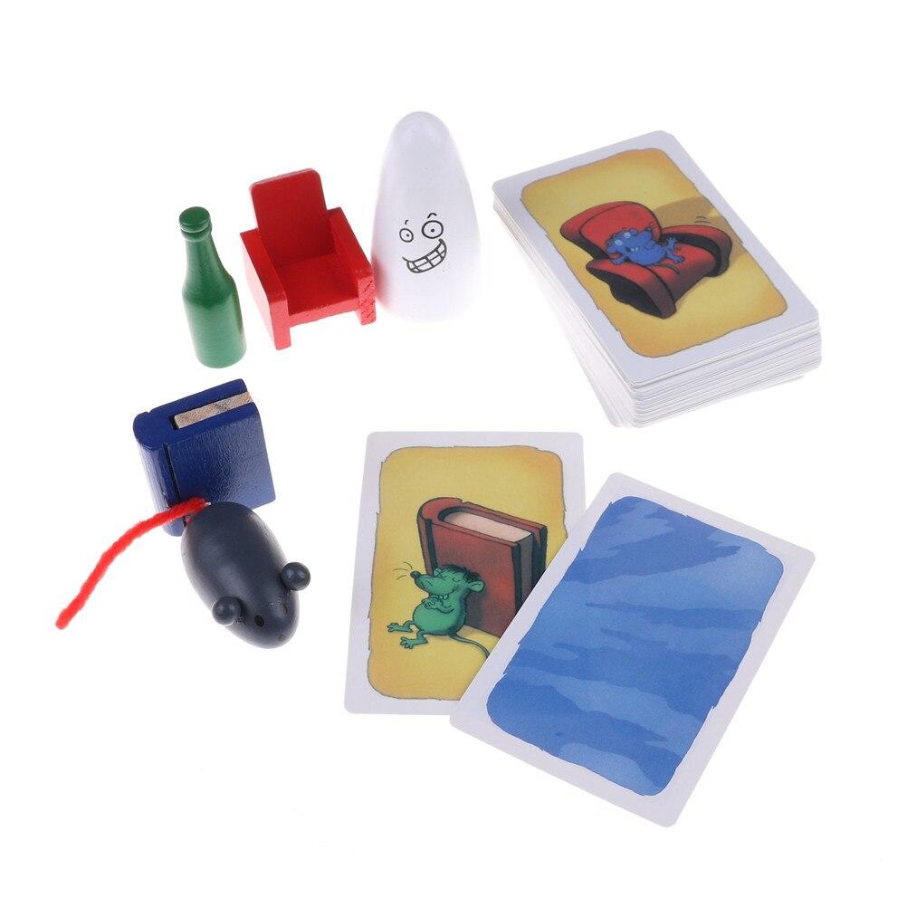 Горячая Распродажа Geistes Blitz 1 + 2 + 3 Ghost Blitz Geistesblitz 5 Vor 12 семейная настольная игра Game Card Game