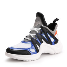 Oddychające damskie buty do biegania moda miękkie dno mieszane kolory odkryty lekkoatletyczny damskie trampki damskie buty sportowe