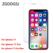 2.5D Protective Glass For iphone 11 Pro Max Screen Protector iphonex xr xs max Tempered Apple iphone11 Safety Film
