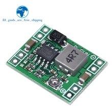 TZT Ultra küçük boyutlu DC-DC adım aşağı güç kaynağı modülü MP1584EN 3A ayarlanabilir Buck dönüştürücü Arduino için değiştirin LM2596