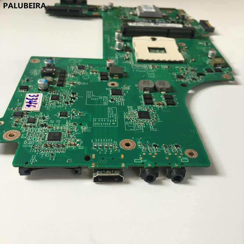 Palubeira UNTUK Dell CN-0GKH2C GKH2C Motherboard Laptop Inspiron 17R N7010 DA0UM9MB6D0 Papan Papan Utama Bekerja Baik
