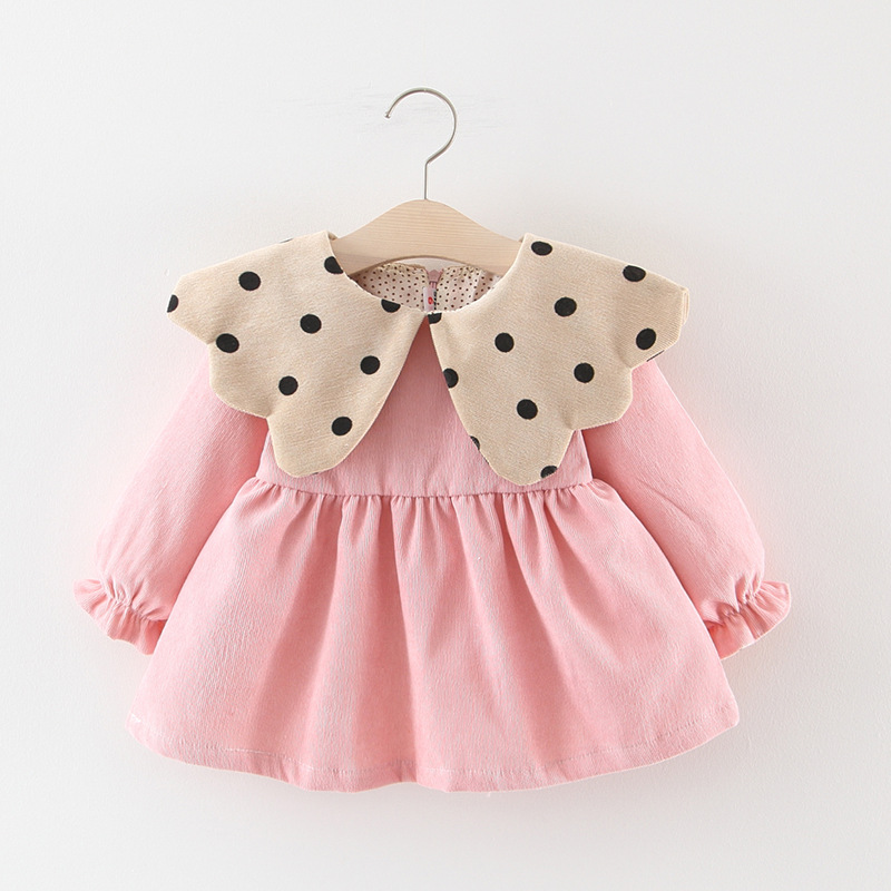 Children's Clothing Shirts Autumn Long Sleeve Fall Toddler KidsBaby Girl Plaid Pullover Sweatshirt Clothes One piece Kid Clothes 2