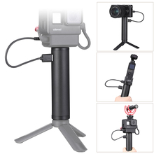 Ulanzi BG 2 6800mAH Handle Grip Power Stick for Gopro 8 7 Osmo Pocket Action Action Camera Handgrip Stick Vlog Grip Power Stick