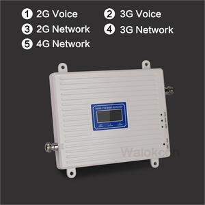Image 3 - 흰색 900/1800/2100 셀룰러 증폭기 2G GSM 3G WCDMA 4G DCS 900 1800 2100 MHz 신호 리피터 4G LTE 부스터 (LCD 디스플레이 포함)