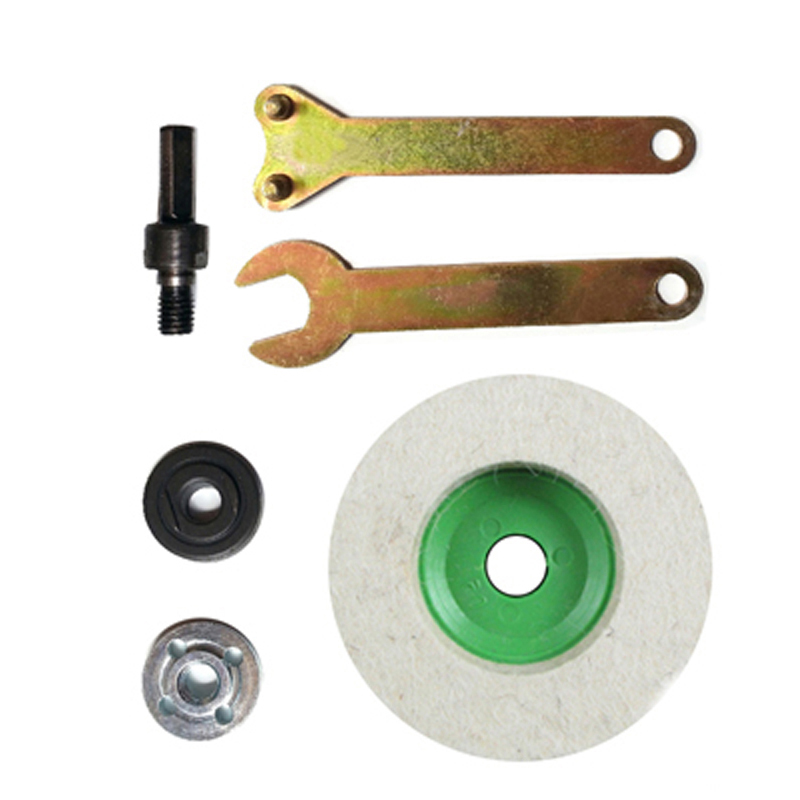 Rod Cutting Disc Polishing 1 Set Electric Drill Conversion Angle Grinder Tools Accessory Kit