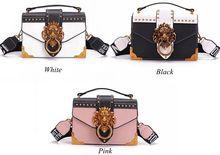 цена на Leather Handbags Women Crossbody Bags For Women Luxury Handbags Women Bags Designer Famous Brands Ladies Shoulder Bag