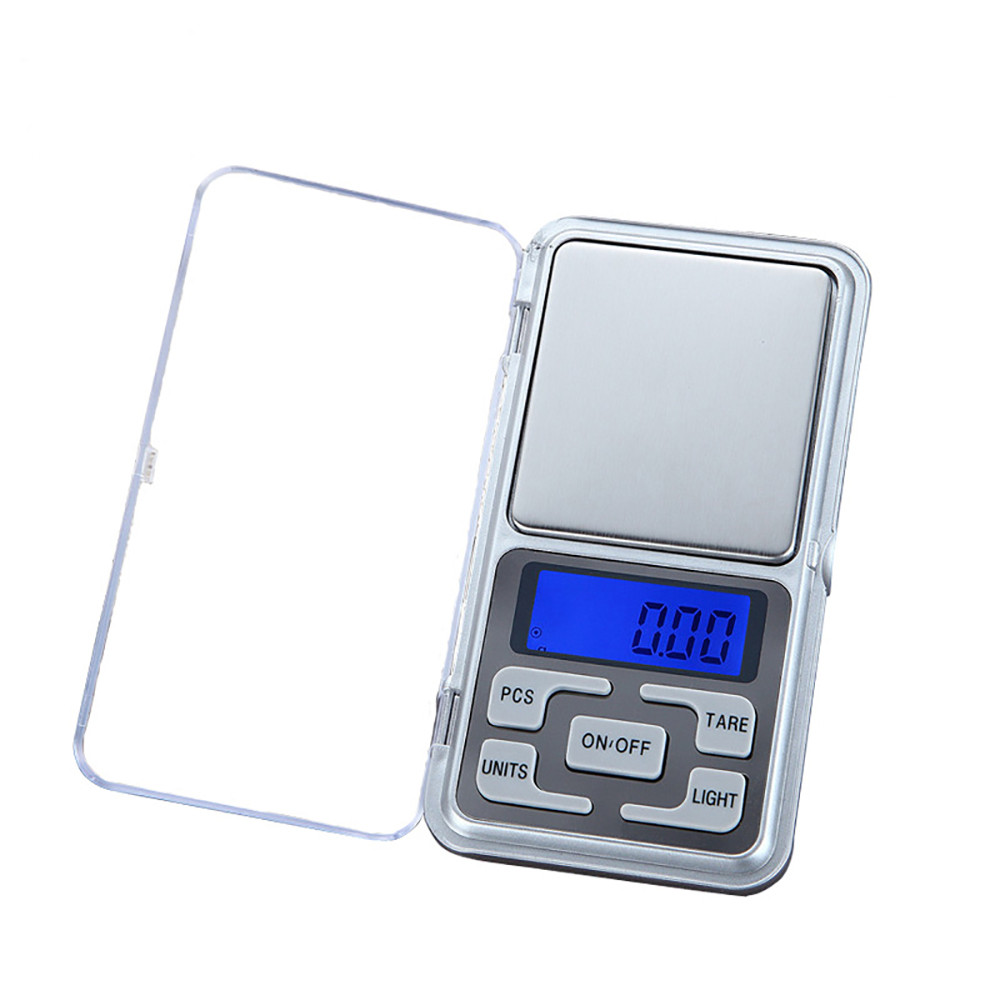 Digital-Scales Electronic-Scale Mini Balance-Measuring Jewelry Gold Precision 200g