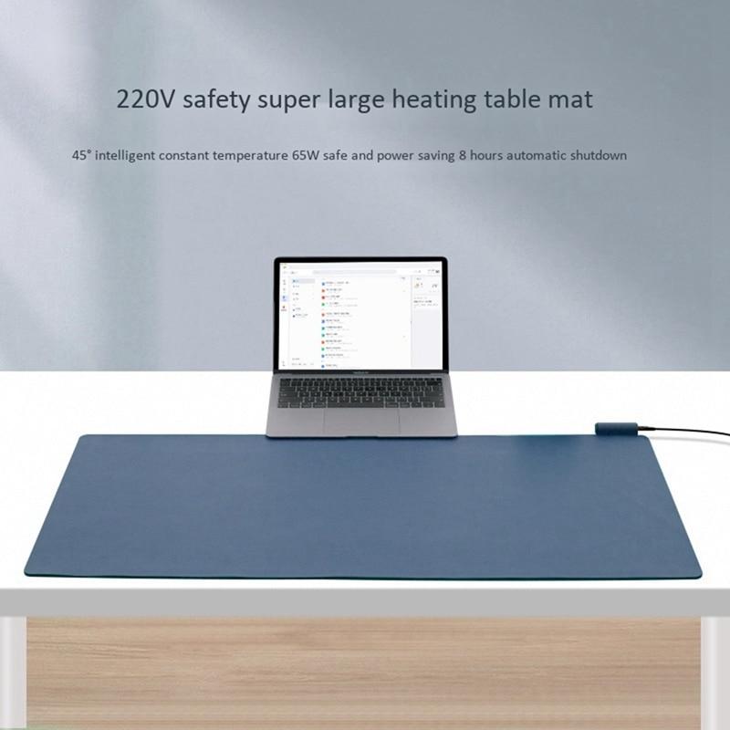 mão extra grande almofada de jogo computador tapete de teclado