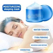 LAIKOU Mask moisturizing multi effects hydrating Sleeping  Facial Cream Hyaluronic acid Anti-Aging Whitening Face Care
