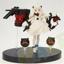 Furyu 5.5 Kantai Collection: Northern Princess Abyssal Fleet Special PVC Action Figure Toy Collection Anime Figure Toys 14cm 2019 11cm q posket princess figure toys mulan princess action figure model collection pvc toys b862