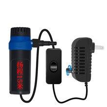 Mini Waterpomp Ac 220 V Transformator DC12V Dompelpompen Pomp Lift 5M 10M 15M Verstelbare Snelheid 220 V Volt Water Pompen Boor Cutter