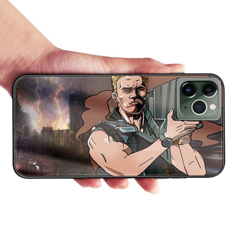 iPhone case Arnold