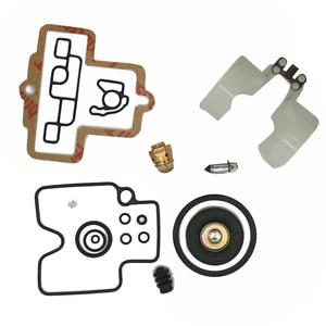 Image 4 - Carburador reconstruir kit para keihin fcr slant corpo 39 41 motores kit de reparação do motor serra de corrente carburador conjunto ferramenta junta acessórios