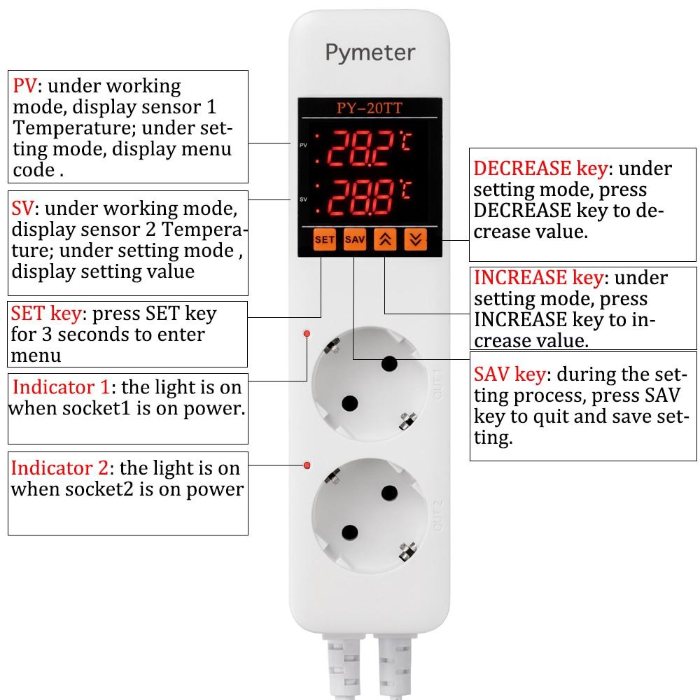 Thermostat-PY20TT-8