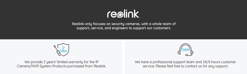 Reolink PoE 5MP 2560*1920P Audio Dome HD Security Camera 22