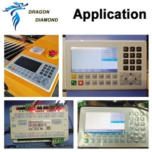 Image 5 - DSP CO2 sterownik laserowy systemowy Ruida RDC6445G grawer laserowy do Co2 maszyna do laserowego cięcia i grawerowania aktualizacji RDC6442 RDC6442G