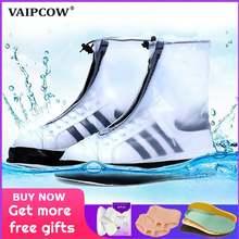 Многоразовые водонепроницаемые чехлы для обуви защита мужской