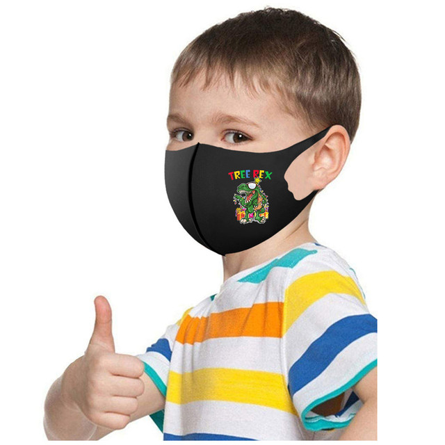 1pcs masks cartoon lovely print ma