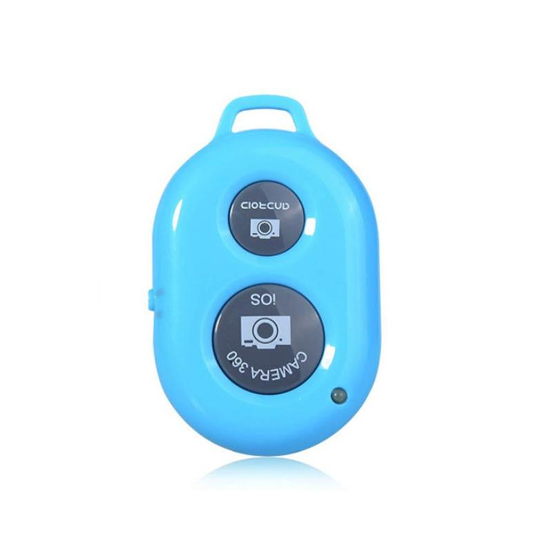 Wireless Bluetooth V3.0 Remote Control Shutter Self-timer Photo Shutter Release For Android IOS Cell Phone For IPhone Samsung