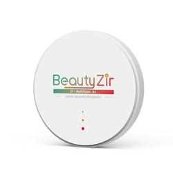 ST+ML  98/95/71/401519mm A1-D4 multilayer dental zirconia blank size colors super translucency for cad cam