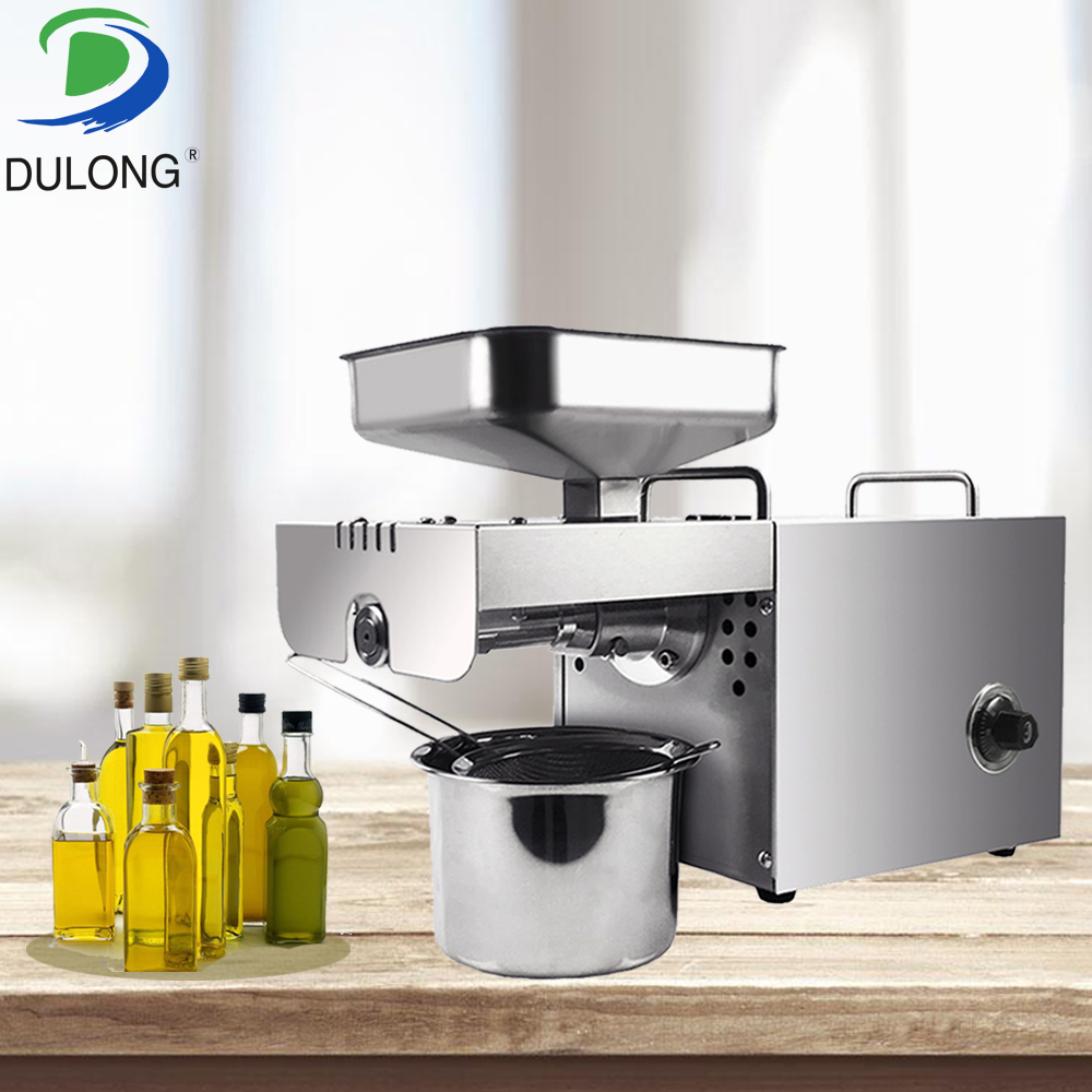 Commercial Walnut Oil Press Machine Coconut Oil Expeller Bean Sesame Oil Making Machine Prickly Pear Seed Oil Extractor Machine