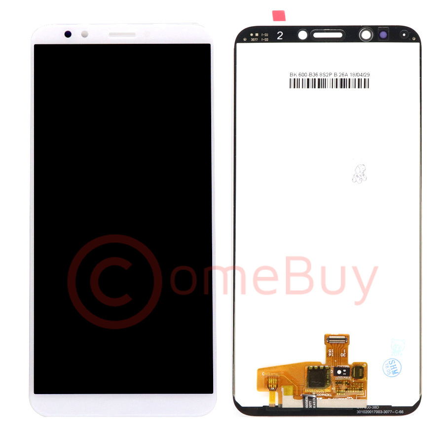 Image 3 - For HUAWEI Y7 Prime 2018 Y7 2018 LCD Display Touch Screen With Frame LDN L21 For Huawei Y7 Pro 2018 LCD Screen LND L22 L21 L29Mobile Phone LCD Screens   -