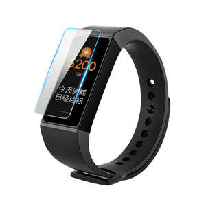 Easy-Clean Screen-Protector Tempered-Glass-Film Waterproof Redmi New for Band-Bracelet