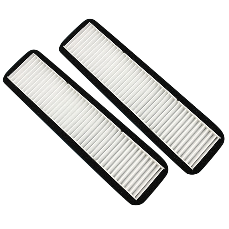 for Tesla Model 3 Air Filters Air Conditioning Inlet Filter External Filter Elements 2PCS