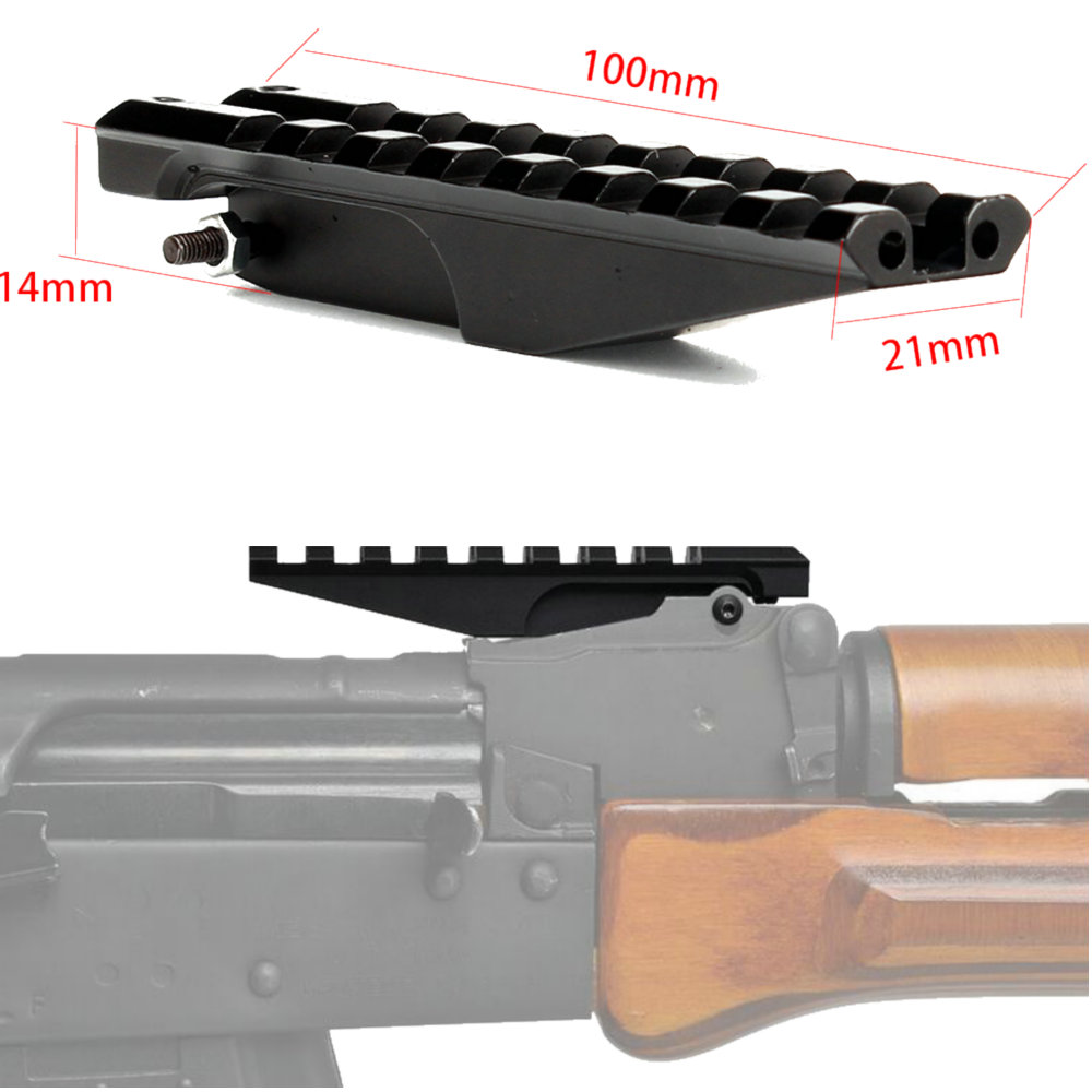 Hunting Accessories Tactical 7.62X39 AK 47 SKS Rifle Front Sight Adjustment Tool Carbon Steel Construction Design